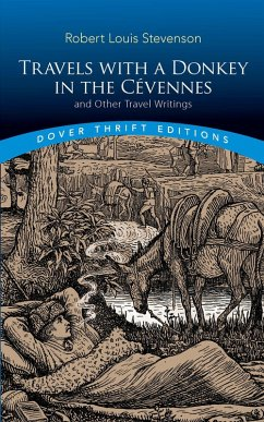 Travels with a Donkey in the Cévennes (eBook, ePUB) - Stevenson, Robert Louis