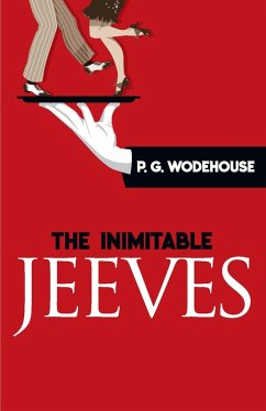The Inimitable Jeeves (eBook, ePUB) - Wodehouse, P. G.