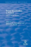 Revival: Social Stratification in Poland: Eight Empirical Studies (1987)