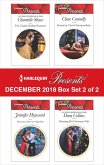 Harlequin Presents December 2018 - Box Set 2 of 2 (eBook, ePUB)