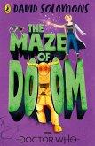 Doctor Who: The Maze of Doom (eBook, ePUB)