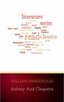 Antony and Cleopatra (eBook, ePUB)