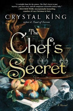 The Chef's Secret (eBook, ePUB) - King, Crystal