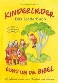 Kinderlieder rund um die Bibel (vol. 2) - 28 religiöse Lieder inkl. Tauflied und Liturgie