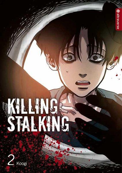 Buch-Reihe Killing Stalking