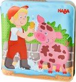 HABA 304707 - Badebuch Waschtag bei Schwein & Kuh