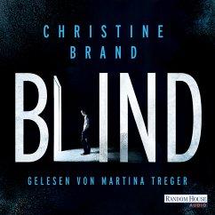 Blind / Milla Nova ermittelt Bd.1 (MP3-Download) - Brand, Christine