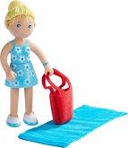 HABA 304741 - Little Friends, Mama Ines, Spielfigur, Puppe, Biegepuppe