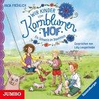 Ein Schwein im Baumhaus / Wir Kinder vom Kornblumenhof Bd.1 (MP3-Download)