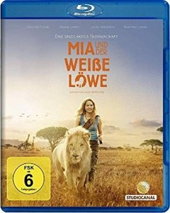 Mia und der weiße Löwe - De Villiers,Daniah/Laurent,Melanie