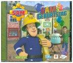 Feuerwehrmann Sam - Sams Geburtstag, 1 Audio-CD