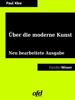 Über die moderne Kunst (eBook, ePUB)