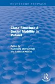 Revival: Class Structure and Social Mobility in Poland (1980)