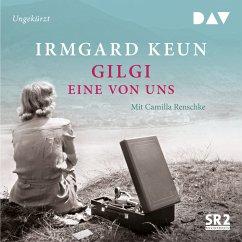 Gilgi - eine von uns (MP3-Download) - Keun, Irmgard