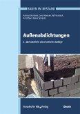 Außenabdichtungen. (eBook, PDF)