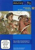 Das antike Griechenland II - Heroen, Kriege, Alexander der Große, DVD