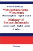 Wirtschaftsinformatik-Wörterbuch - Dictionary of Economic Informatics (eBook, PDF)