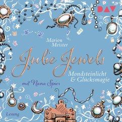 Mondsteinlicht und Glücksmagie / Julie Jewels Bd.3 (MP3-Download) - Meister, Marion
