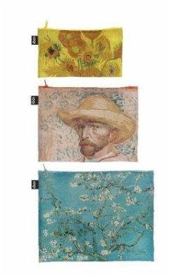 LOQI Zip Pocket Set Museum - Van Gogh