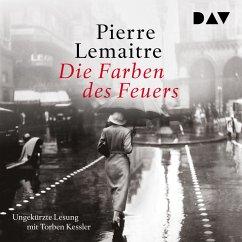 Die Farben des Feuers / Die Kinder der Katastrophe Bd.2 (MP3-Download) - Lemaitre, Pierre