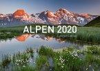 Alpen Exklusivkalender 2020 (Limited Edition)