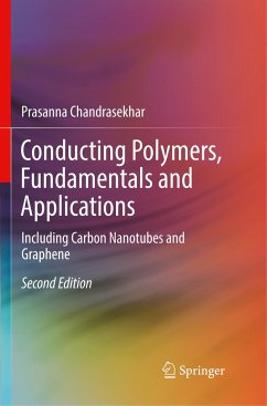 Conducting Polymers, Fundamentals and Applications - Chandrasekhar, Prasanna