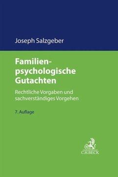 Familienpsychologische Gutachten - Salzgeber, Joseph