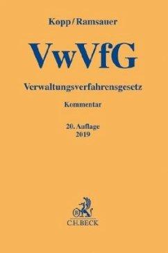 Verwaltungsverfahrensgesetz - Ramsauer, Ulrich; Kopp, Ferdinand O.