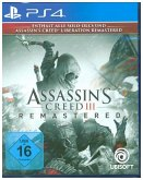 Assassin's Creed 3 Remastered (PlayStation 4)