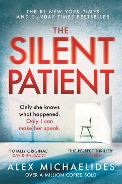 The Silent Patient - Michaelides, Alex