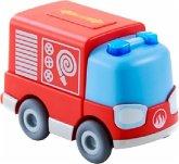 HABA 304819 - Kullerbü, Feuerwehrauto mit Batterie