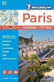 Paris - Michelin City Plan 52