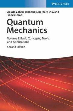 Quantum Mechanics 01 - Cohen-Tannoudji, Claude; Diu, Bernard; Laloe, Frank