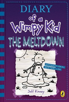 Diary of a Wimpy Kid 13: The Meltdown - Kinney, Jeff