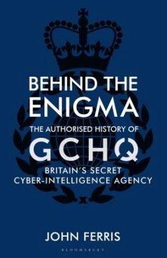 Behind the Enigma - Ferris, John