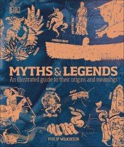 Myths & Legends - Wilkinson, Philip
