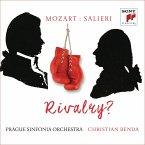 Mozart Versus Salieri: Rivalry?