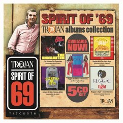 Spirit Of 69:The Trojan Albums Collection - Diverse