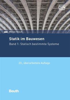 Statik im Bauwesen (eBook, PDF) - Kirsch, Werner