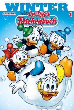 Lustiges Taschenbuch Winter 01 (eBook, ePUB) - Disney, Walt