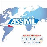 Magyarul könnyen, 4 Audio-CDs / Assimil Ungarisch ohne Mühe