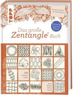 Das große Zentangle®-Buch - Winkler, Beate