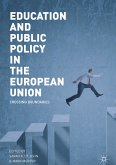 Education and Public Policy in the European Union (eBook, PDF)