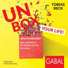 Unbox your Life! (MP3-Download) - Beck, Tobias