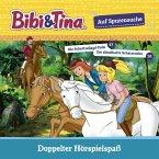 Bibi & Tina - Auf Spurensuche (Die Schnitzeljagd-Falle/ Die rätselhafte Schatzsuche) (MP3-Download)