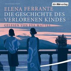 Die Geschichte des verlorenen Kindes / Neapolitanische Saga Bd.4 (MP3-Download) - Ferrante, Elena