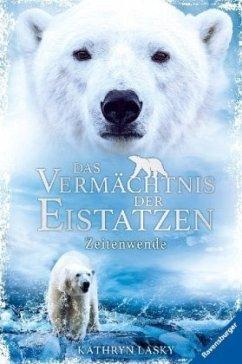 Zeitenwende / Das Vermächtnis der Eistatzen Bd.1 (Mängelexemplar) - Lasky, Kathryn
