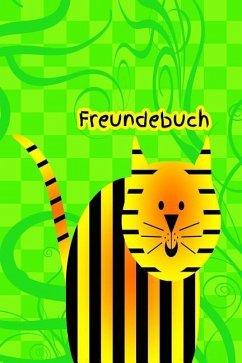 Freundebuch: Schüler Schule Notizbuch Student Freundschaft Freund Freundin - Kleingrun, Klara