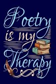Poetry Is My Therapy: Poetry Journal, 6
