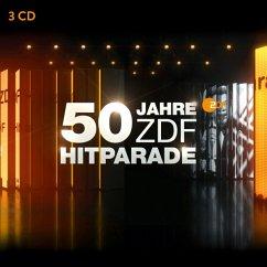 50 Jahre ZDF Hitparade (Premium Version 3 CDs) - Diverse